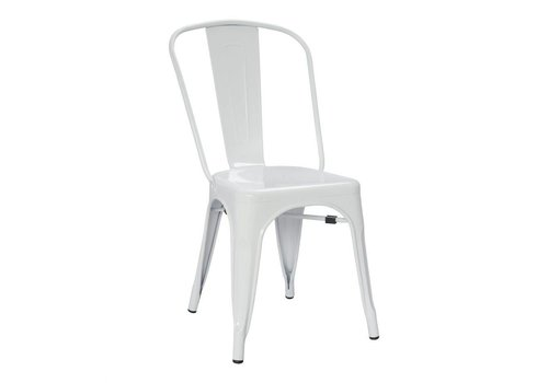 TERRENCE DINING CHAIR WHITE