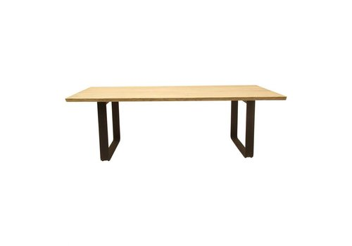 GASTON LIVE EDGE DINING TABLE