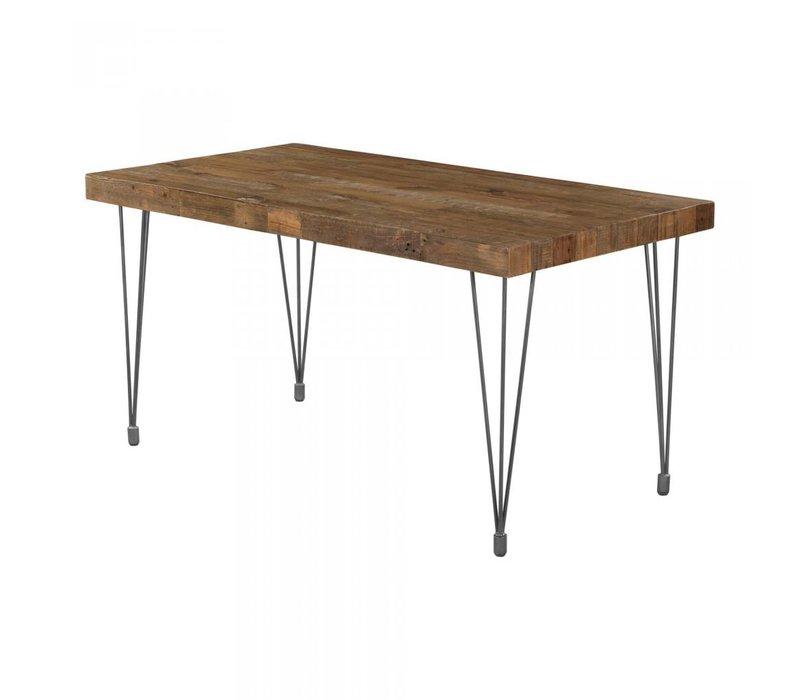 BONETA DINING TABLE SMALL NATURAL