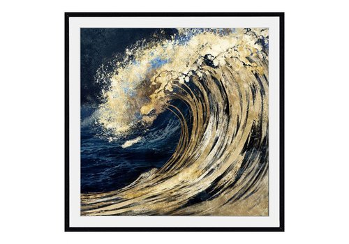AWESOME WAVE WALL DECOR