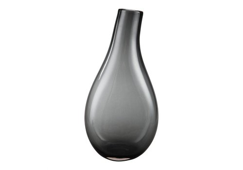 ORIGIN GLASS VASE GREY