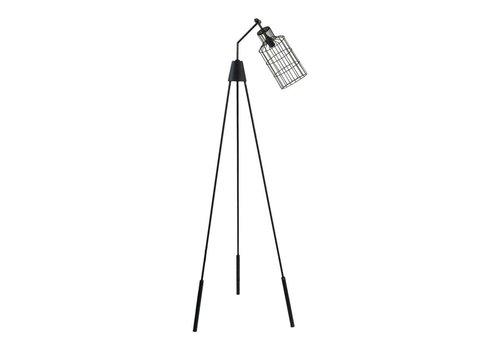 BRIZIO FLOOR LAMP BLACK