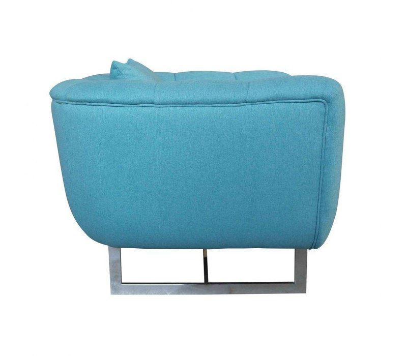 BUTLER ARM CHAIR AQUA