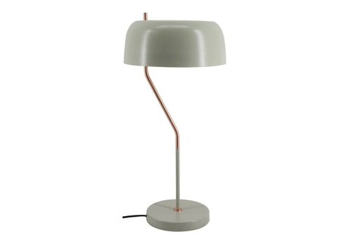 ALVA TABLE LAMP GREY SMALL