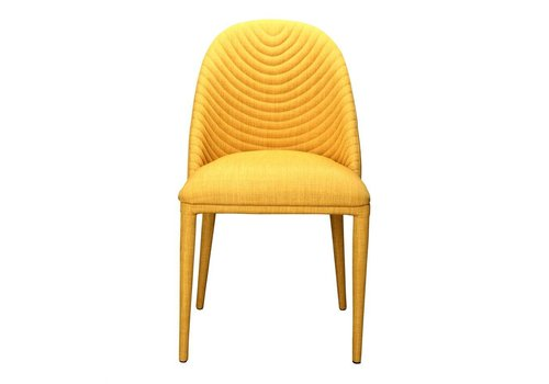 LIBBY DINING CHAIR YELLOW