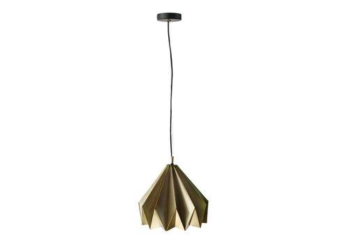 FAUSTO PENDANT LAMP GOLD