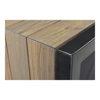 ISABELLA DINING TABLE COCOA