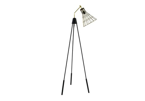 ANTONELLO FLOOR LAMP GOLD