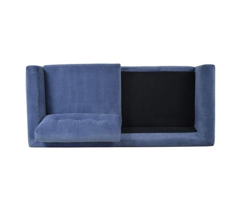 CORTADO SOFA NAVY BLUE