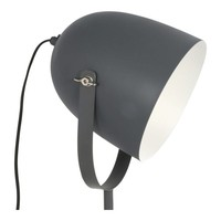 ALMONT TABLE LAMP GREY
