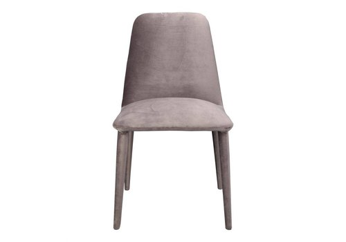 HUNTER DINING CHAIR CHARCOAL