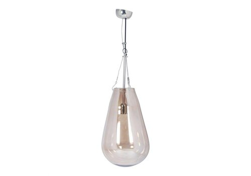 RAINDROP PENDANT LAMP LARGE GOLD