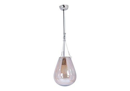 RAINDROP PENDANT LAMP SMALL GOLD