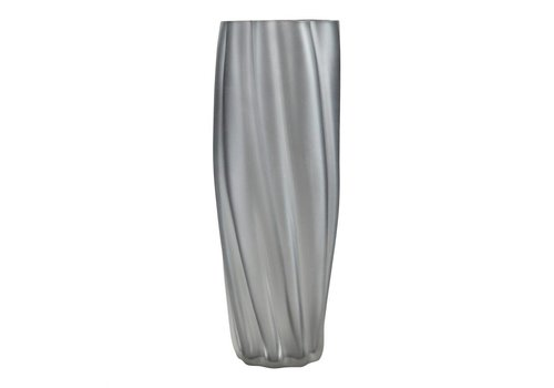 TWISTED VASE GREY