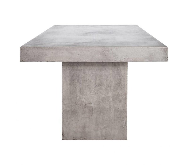 ANTONIUS INDOOR/OUTDOOR DINING TABLE