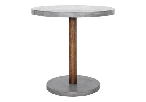 HAGAN INDOOR/OUTDOOR COUNTER HEIGHT TABLE