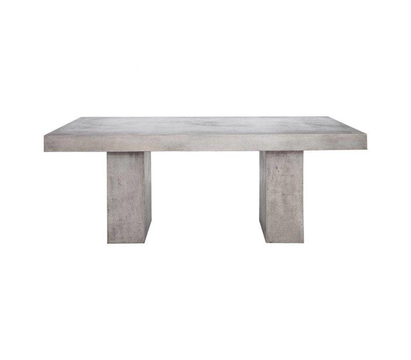 AURELIUS 2 INDOOR/OUTDOOR DINING TABLE
