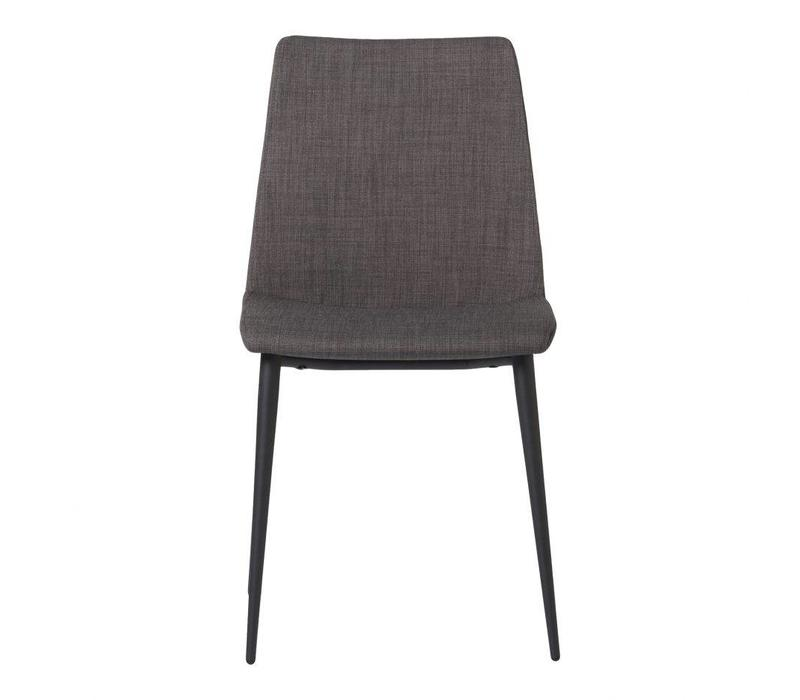 CHARLIE SIDE CHAIR GREY