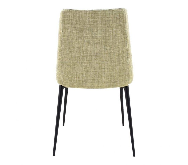 CHARLIE SIDE CHAIR BEIGE