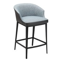 BECKETT COUNTER STOOL BLUE