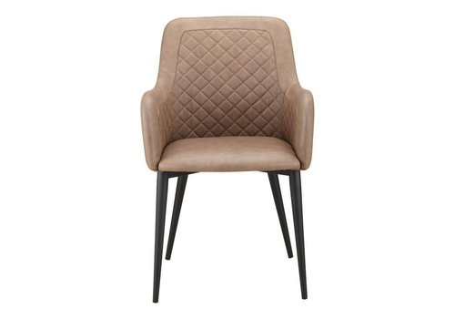 CANTATA DINING CHAIR BROWN