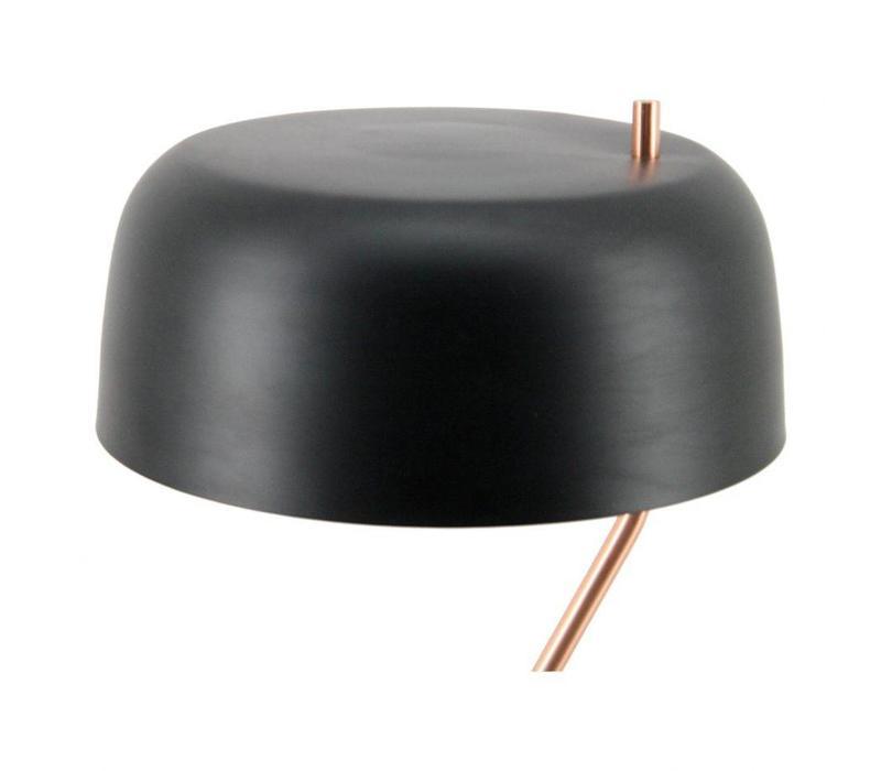 ALVA TABLE LAMP BLACK SMALL