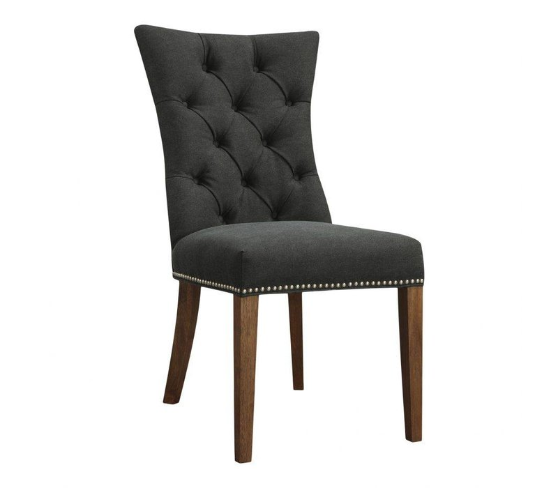 BARCLAY SIDE CHAIR BLACK