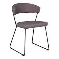 ADRIA DINING CHAIR GREY