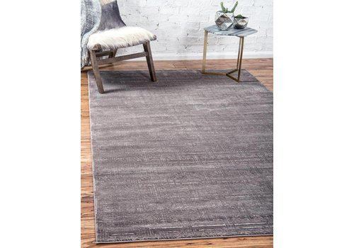 Jill Zarin Rugs ™ PARK AVENUE IN GREY - JILL ZARIN RUGS ™