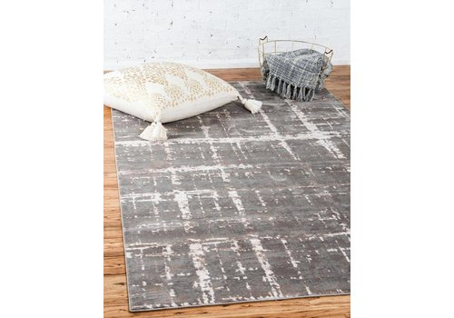Jill Zarin Rugs ™ LEXINGTON AVENUE IN GREY - JILL ZARIN RUGS ™
