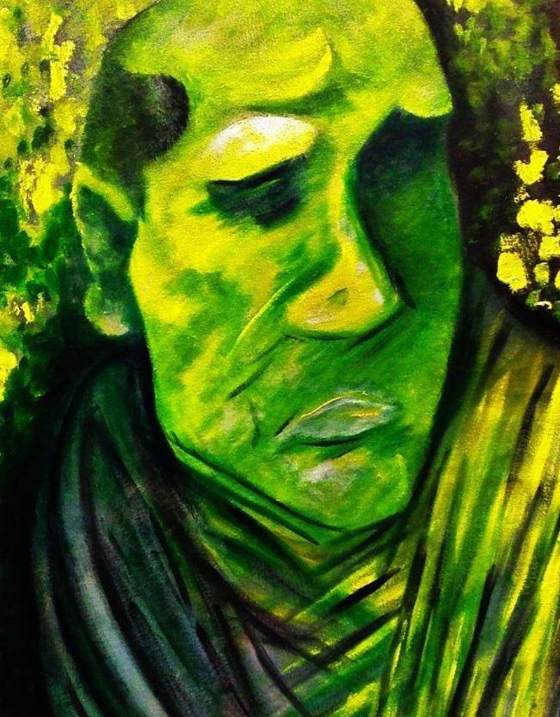 "Coterel Gallery #14 ""Sad Man"""