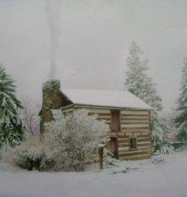 Galloway Cabin 16 x 20 Print