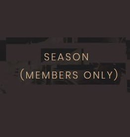 Season Subscription (Members)