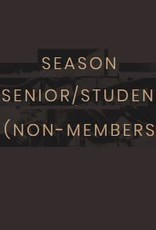 Kettering Theater Season Subscription Student/Senior (Non-Members)