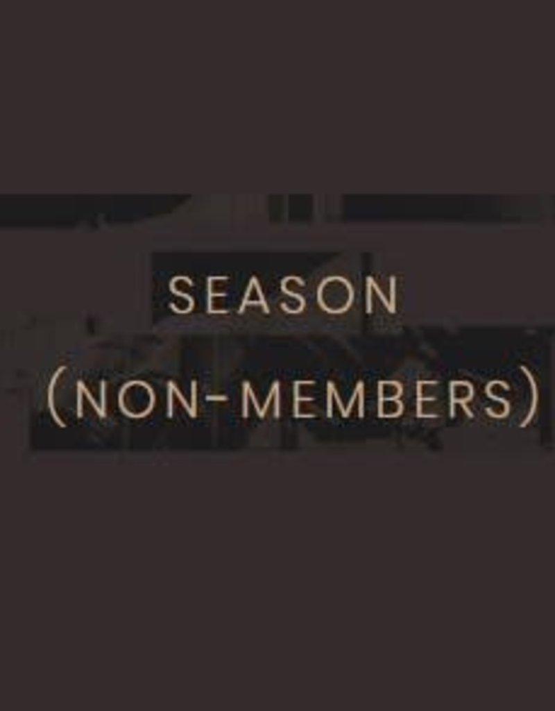 Kettering Theater Season Subscription (Non-Members)