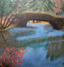 15 - Gary Fauble Forest and Bridge
