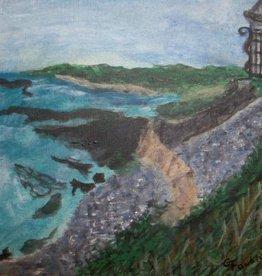 Gated Cliff Walk