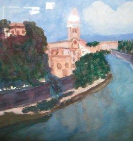City River Scene