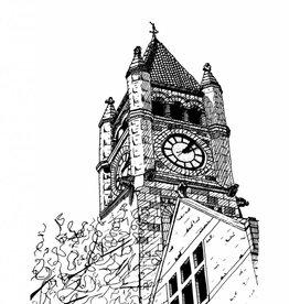 Xenia Clock Tower