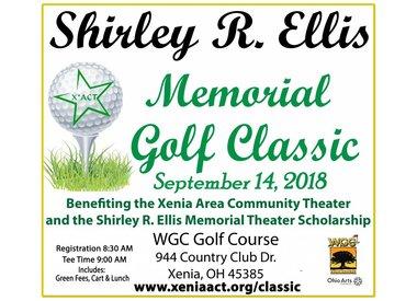 Shirley R Ellis Memorial Golf Classic for X*ACT