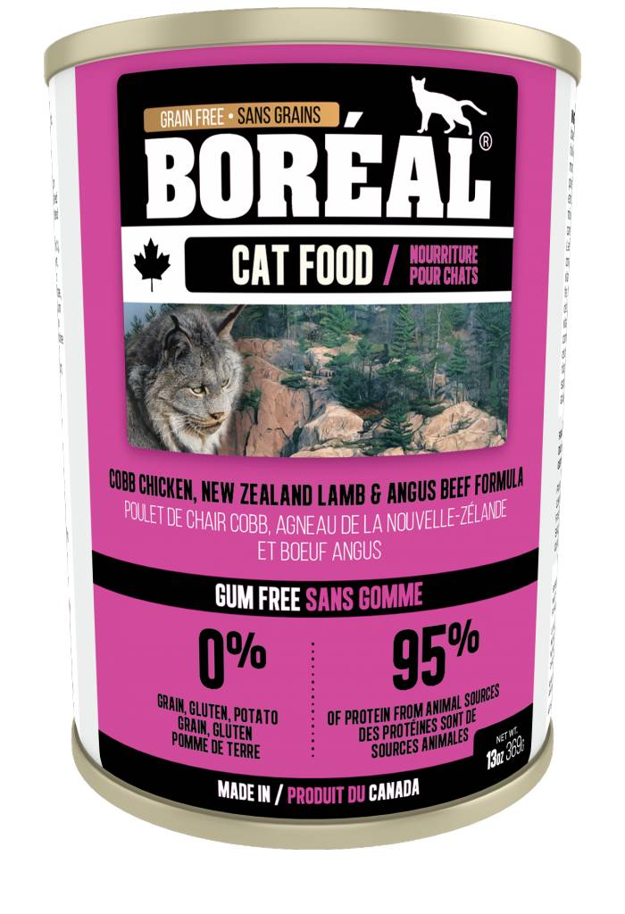 Boreal Boreal Cat Can Chicken Lamb & Beef