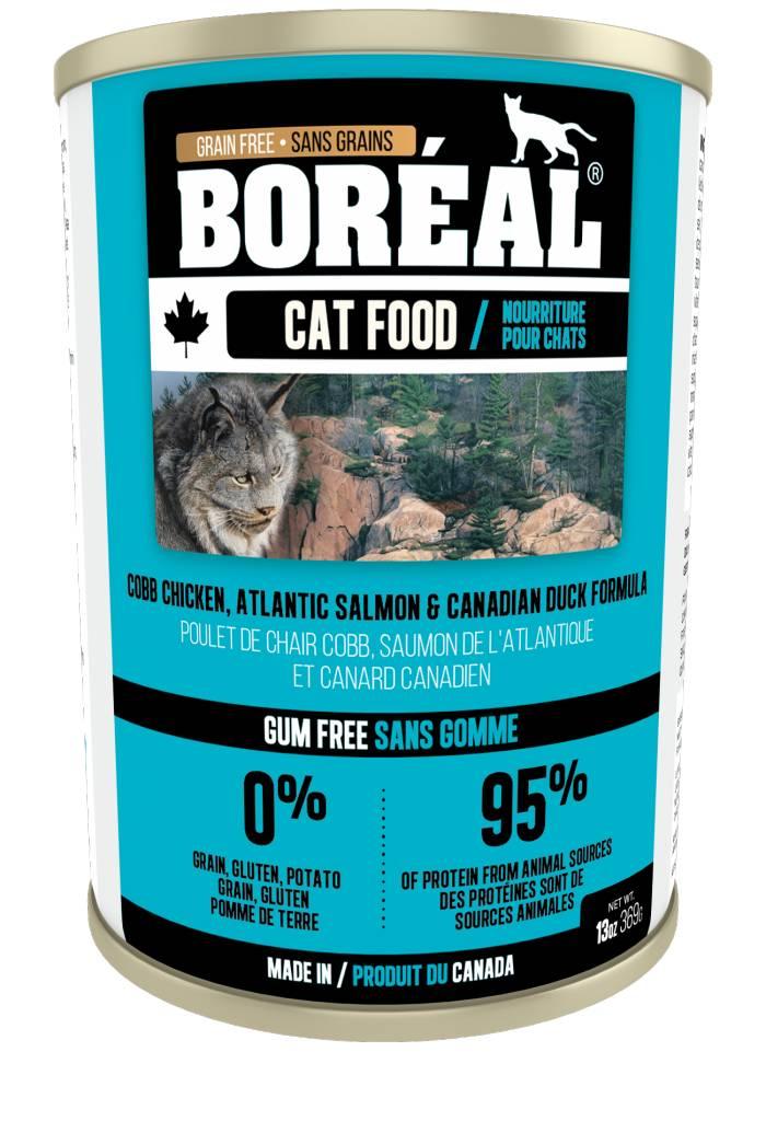 Boreal Boreal Cat Can Chicken, Salmon & Duck