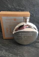 Izola IZOLA 1408 May You Never Flask 5oz