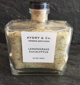 AYDRY & Co Lemongrass Eucalyptus Mineral Bath Soak