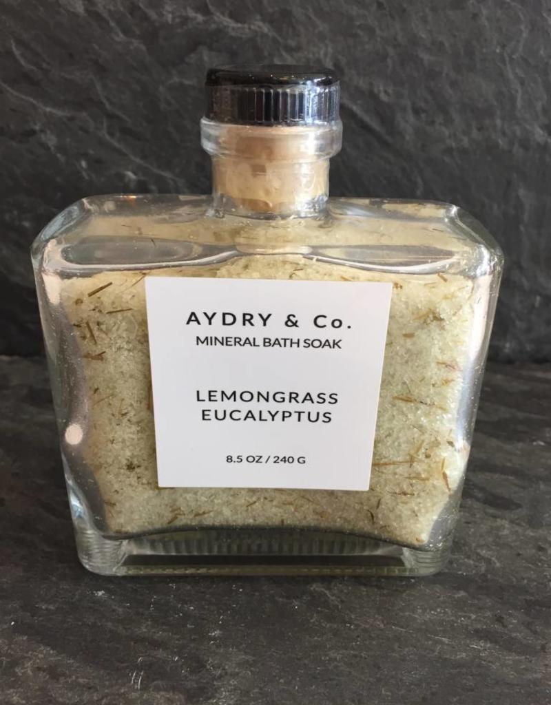 AYDRY & Co AYDRY-LEMBS Lemongrass Eucalyptus Mineral Bath Soak