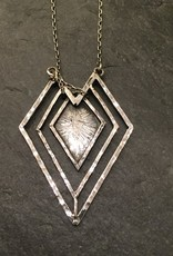 Denise Heffernan Denise Heffernan Chevron Pendant