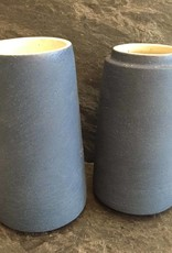 Blue Twin Vases
