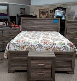 Bernards Asheville King Bedroom Set (5 piece)