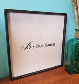 Adams & Co Be Our Guest