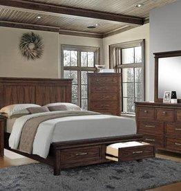 Crownmark Cassidy Bedroom - Queen Size
